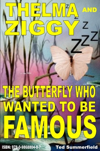 Cover for Thelma and Ziggy
